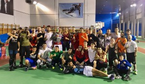 sparring boxeo